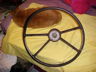 "Buy 1963 Ford F-100 4 X 4 Four ( 4 ) Spoke 18"" Steering Wheel motorcycle in Vancouver, Washington, United States"