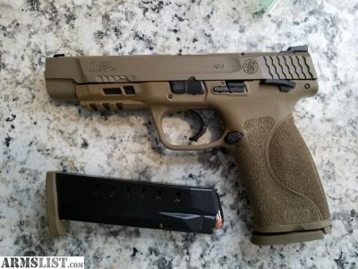 For Sale/Trade: M&P 2.0 .40 cal