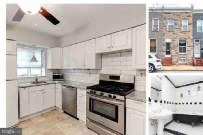 905 Highland Ave S Baltimore Three BR, Beautiful Canton