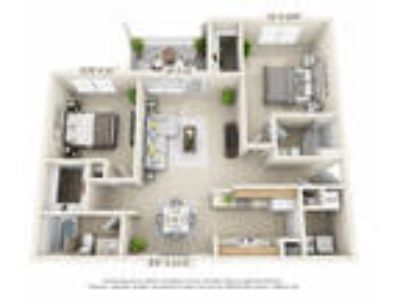 Trails of Saddlebrook - Two BR, Two BA (1st Floor Patio)