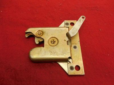 Find NOS 64 Ford Full Size Luggage Compartment Back Door Trunk Latch Assy motorcycle in Dewitt, Michigan, US, for US $49.99