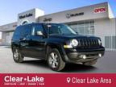 used 2017 Jeep Patriot for sale.