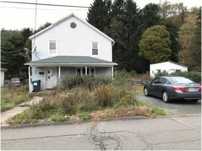 3 Bed 1.5 Bath Foreclosure Property in Jermyn, PA 18433 - Whitmore Ave