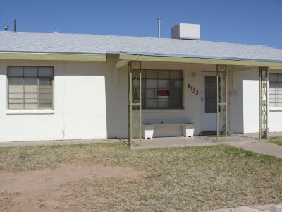 4729 Sierra Madre; very clean with fridge, washer & dryer
