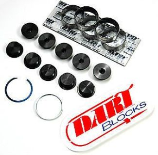 Purchase Dart Little M Aluminum Block Parts Kit PN 32000012 motorcycle in Miami, Florida, United States, for US $185.00
