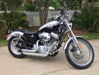 2003 Harley-Davidson SPORTSTER 883 CUSTOM