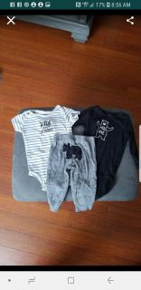 """""""Wild about mommy"""" Carter's outfit"""