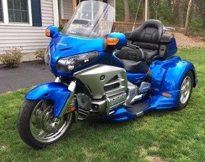 2012 Honda Gold Wing® Custom Converted Trike Custom Trike