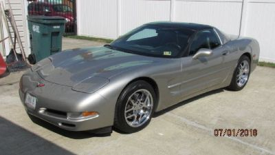 1999 Corvette Coupe