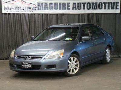 2007 Honda Accord EX-L (Blue)