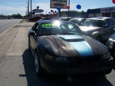 2003 FORD MUSTANG COLD AIR ~REDUCED~