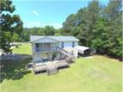 Home on level lot!