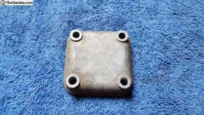 Weber DCOE carburetor carb plate