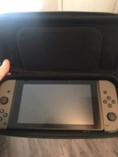 Nintendo switch and 128 gb card