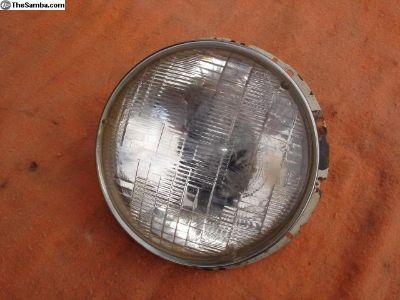 Headlight Bucket With Seal Beam