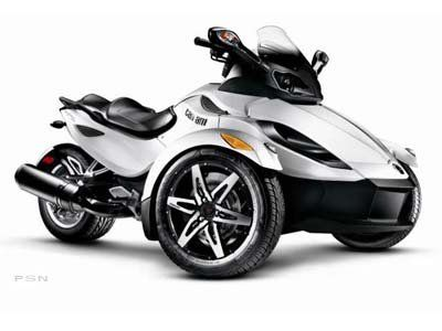 2010 Can-Am Spyder RS-S SE5 Trikes Motorcycles Oakdale, NY