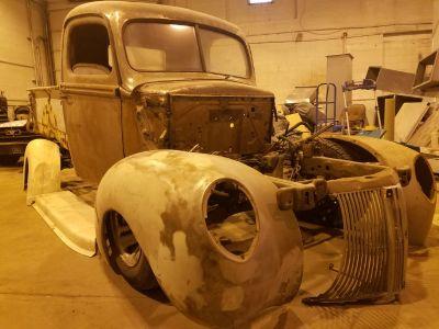 1940 Ford pu