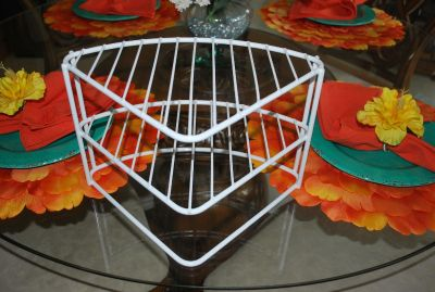 Rack for dishes