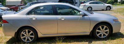 2004 Acura TSX Base (Silver)