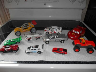 Assorted Vehicles