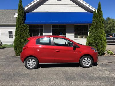 2015 Subaru Mirage 4dr HB Man ES (Red)