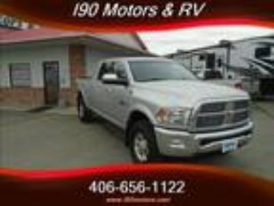 2012 Ram 3500 Laramie Cummins 6.7L Diesel Turbo I6 350hp 650ft. lbs.