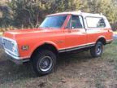 1972 Chevrolet K5 Blazer CST