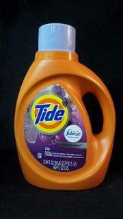 44 loads of tide laundry detergent with fabreze
