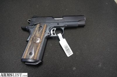 For Sale: KIMBER TACTICAL 45acp