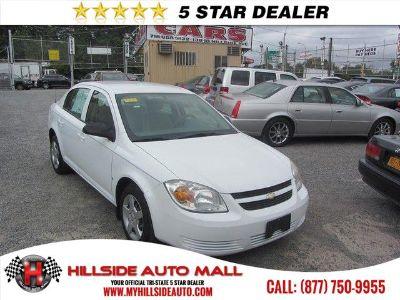 2007 Chevrolet Cobalt LS (White)