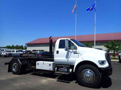 2008 Ford F-750 Xl Super Duty