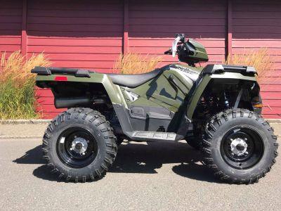 2018 Polaris Sportsman 450 H.O. Utility ATVs Tualatin, OR