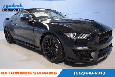 2018 Ford Mustang Base (Shadow Black)