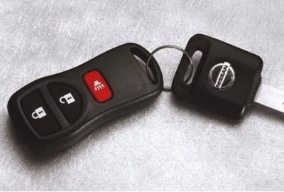 Find 2007-2011 Nissan Versa & 05-11 Pathfinder Xterra REMOTE CONTROL KEY OEM motorcycle in Braintree, Massachusetts, US, for US $86.88
