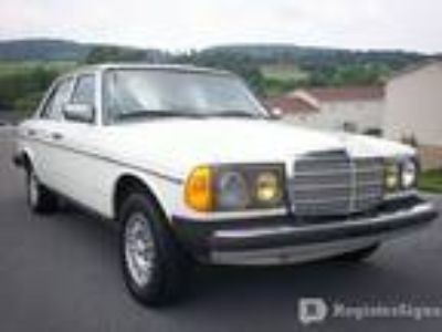 1982, Mercedes, 300