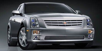 2006 Cadillac STS Base (Light Platinum)