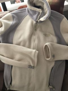 North face woman s size large coat