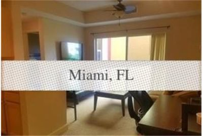 Beautiful FULLY furnished apartment, and fully equipped kitchen.