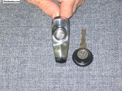 locking decklid latch by Huf for '67 bug