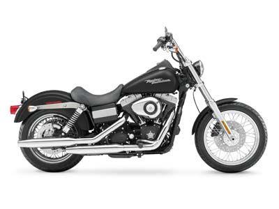 2008 Harley-Davidson Dyna Street Bob Cruiser Motorcycles Saint Michael, MN