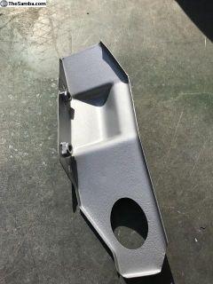 Deflector 3&4 side, pre-heat