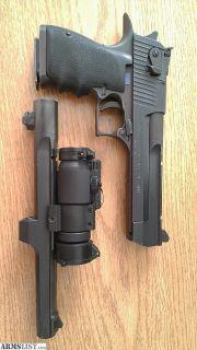 For Sale/Trade: Desert Eagle 50AE pistol package