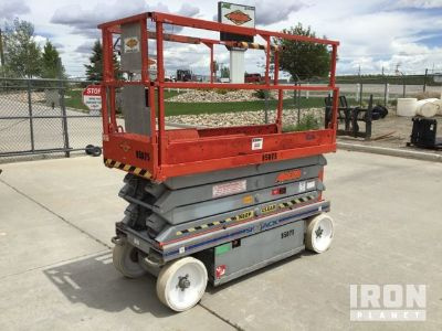 2008 Skyjack SJIII 3226 Electric Scissor Lift
