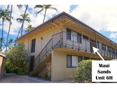 1 Bed 1 Bath Foreclosure Property in Lahaina, HI 96761 - Lower Honoapiilani Rd Apt 6h