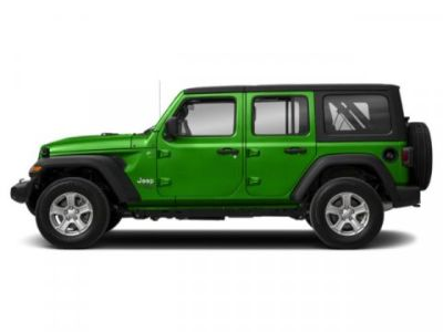 2019 Jeep Wrangler Unlimited Sport S (Mojito! Clearcoat)