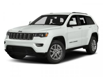 2017 Jeep Grand Cherokee Laredo (Billet Silver Metallic Clearcoat)