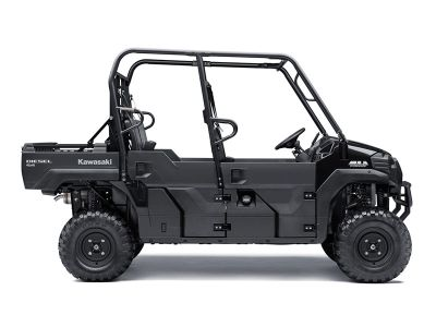 2018 Kawasaki Mule PRO-DXT Diesel Side x Side Utility Vehicles Arlington, TX