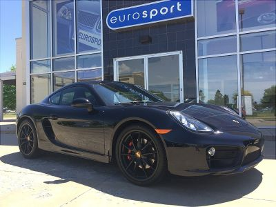Immaculate 2016 Cayman S. 14k Miles! Manual transmission! Heavily optioned!