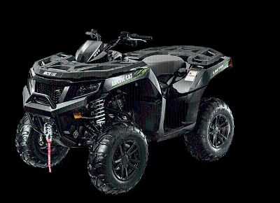 2015 Arctic Cat XR 550 Limited EPS Utility ATVs Roca, NE