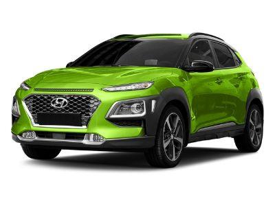 2018 Hyundai KONA SE (Ultra Black)